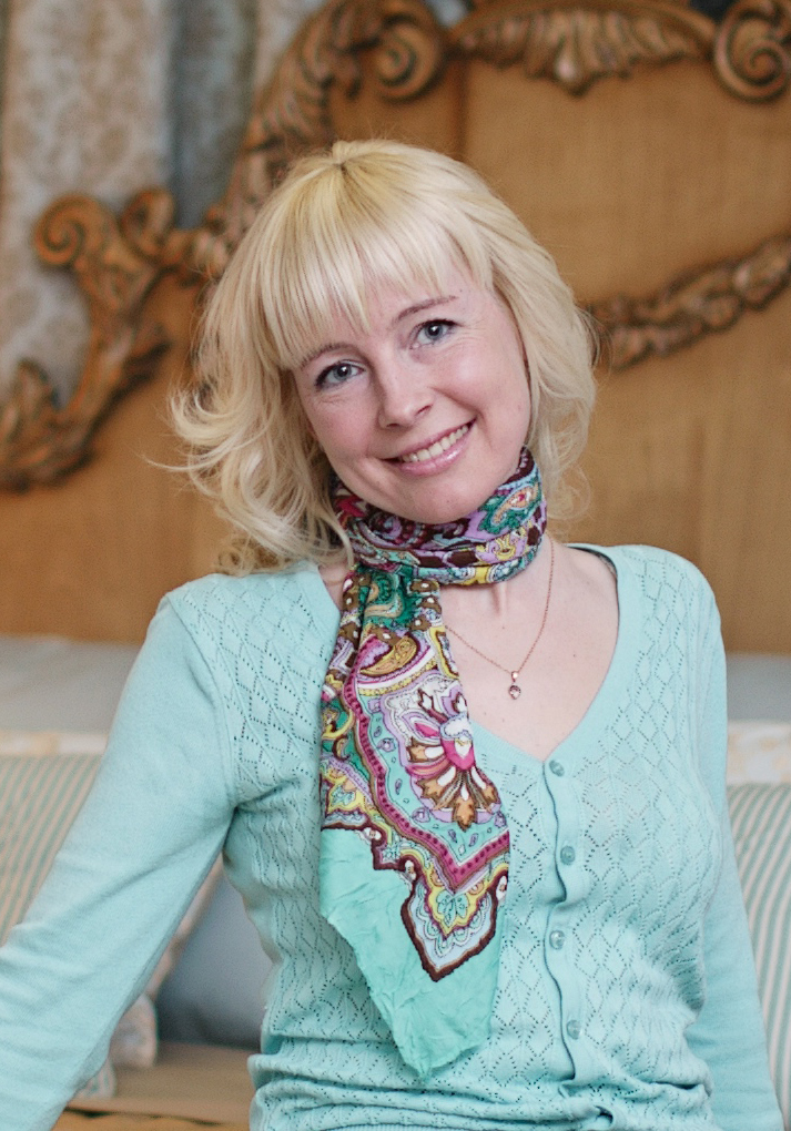 Дизайнер Ольга Чичикина