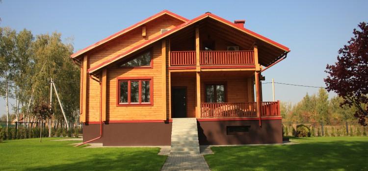 Дом в Новоселках