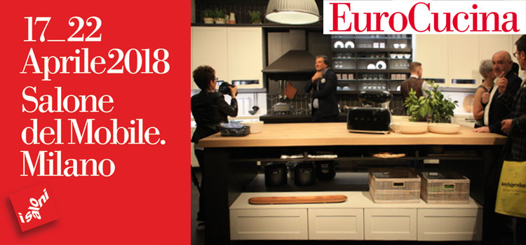Eurocucina 2018. Обзор кухонной выставки в Милане. Дизайн кухни новинки