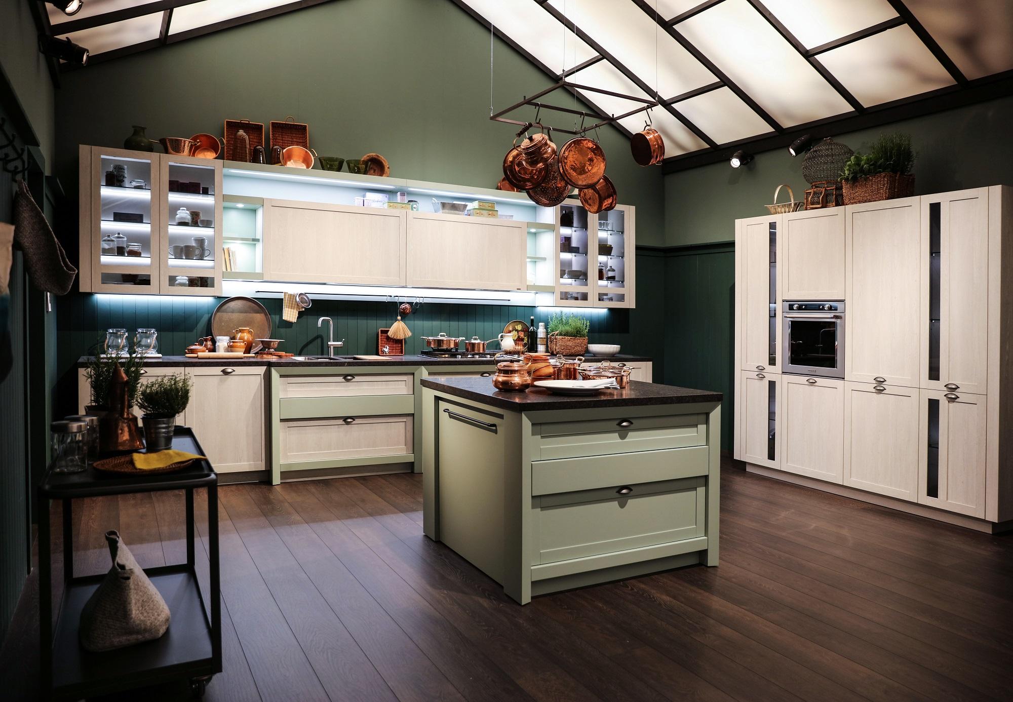 Дизайн кухни, новинки